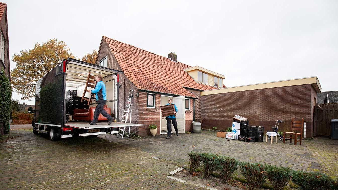 Schoonmaak vervuilde woning woning ontruimingservice - Foto huizen ...