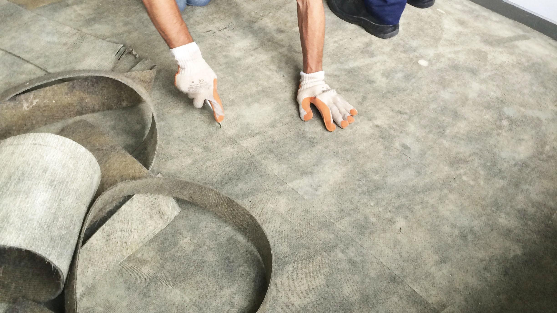 Vloer laten verwijderen woning ontruimingservice